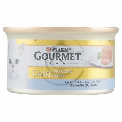 GOURMET GOLD PESCE AZZ M