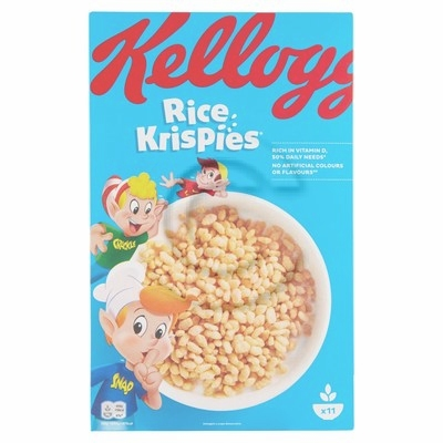 KELLOG'S RICE KRISPIES