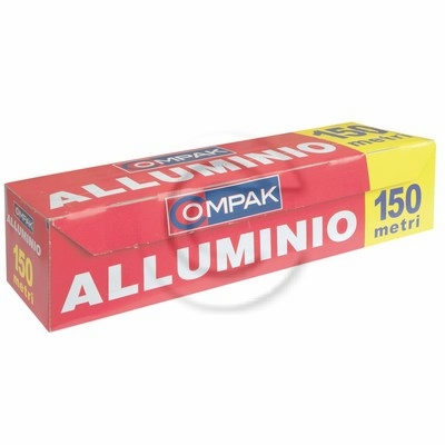 ALLUMINIO ROLLO DISPENSER
