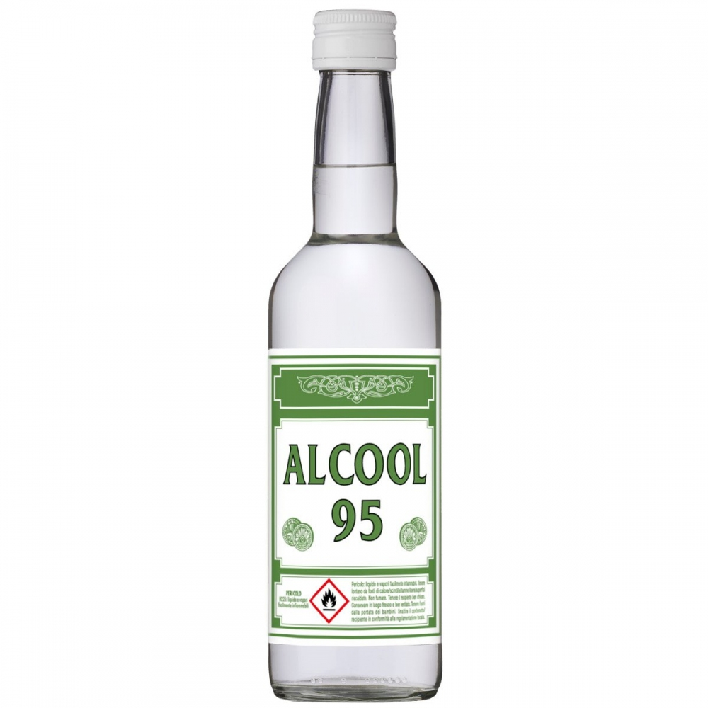 ALCOOL 95 gradi da Centro Cash vendita all'ingrosso ALIMENTARI Varese